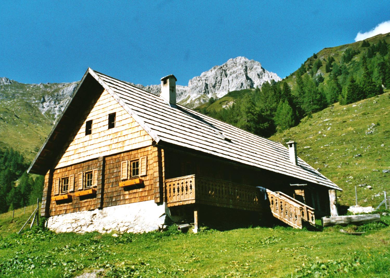 Glanzer Hütte