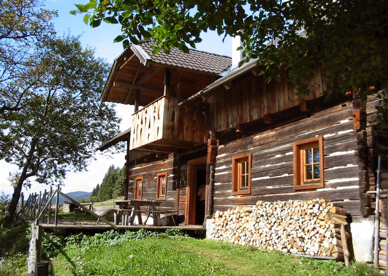 Simsola Hütte